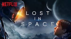 Lost In Space Netflix Promo Poster